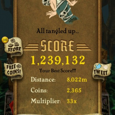 Finally, broke a million. :) (Taken with instagram)