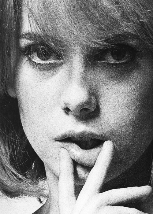 ricp:  Bert SternCatherine Deneuve for French Vogue, 1964