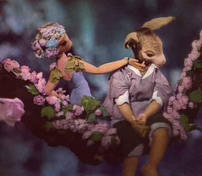 thuja:  Jiří Trnka A Midsummer Night's Dream