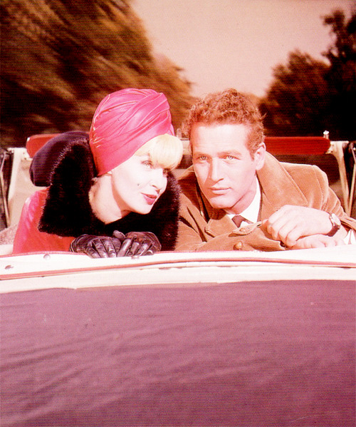 bellecs:  Joanne Woodward & Paul Newman
