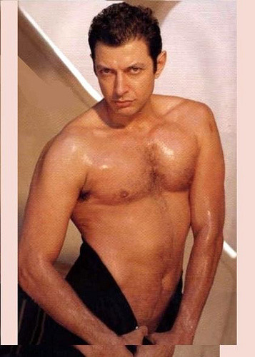 FACT: Jeff Goldblum and Conan O'Brien are the only two tall men in Hollywood. Everyone else is around 5 feet or so. There used to be three tall men in showbiz before Andre The Giant passed on.   -Joel Tannenbaum