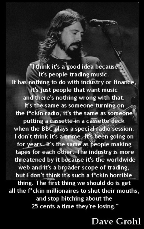 ecydoesit:  THIS is why you are my god. long live dave grohl.