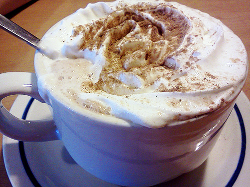 hot chocolate~ <3