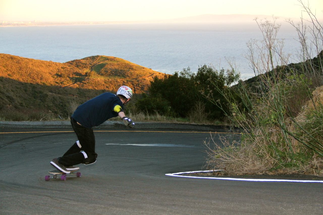 Toeside Drift. Myself drifting around a Tuna right hander. Photo by Patrick Switzer on my Canon 60D. -Mike