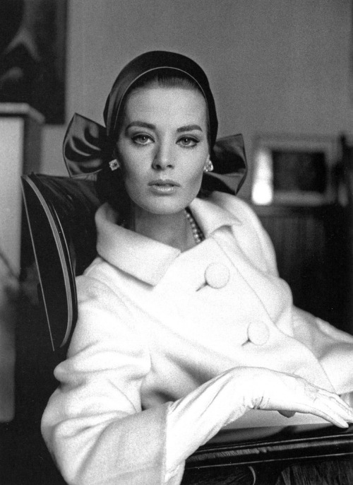 Inge Marie by Jerry Schatzberg, New York, 1963.