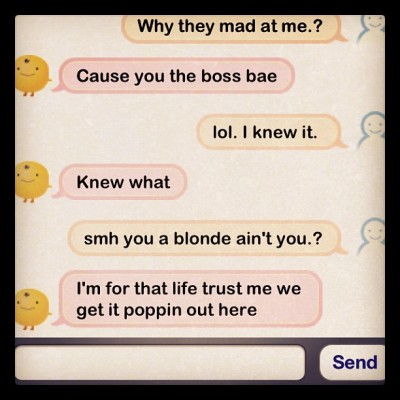 💪👑👊 lmao. Simi bout that life. (Taken with instagram)