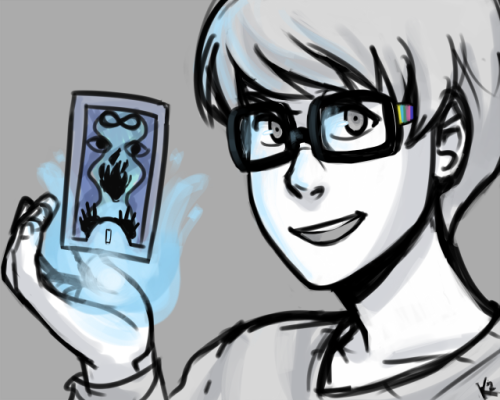 i was on the phone and then oopth i drew a silly lookin souji