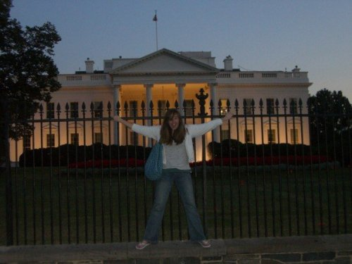 Watch out White House— I'm on my way!  One awesome weekend in Washington D.C. with some lovely sisters.  I CANNOT WAIT to meet all of the other Phi SIgs!