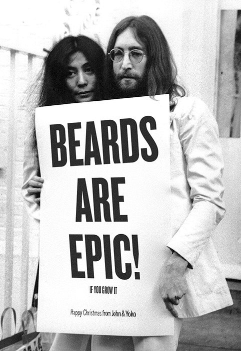 feelinkindafunnywhenihearurname: SENDS SOME #BeardLove from the 70's