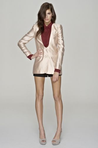 Yeojin Bae - Le Marais '11 collection