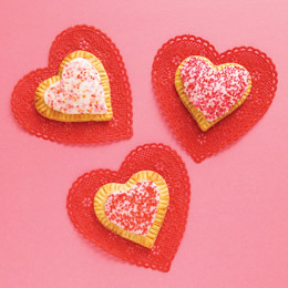 Heart Tarts  http://familyfun.go.com/recipes/heart-tarts-975751/