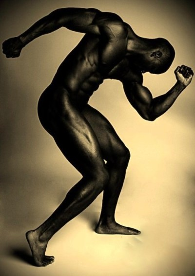 Form, motion, light, shadow…incredible nude work.