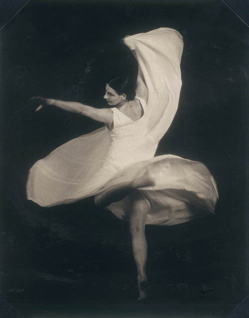 Irene Vera Young, Australian dancer, 193-? / photographer unknown by State Library of New South Wales collection on Flickr.