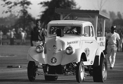 Ohio George Montgomery Willys Gasser