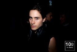 Jared Leto at Dior Aftershow at Social Club