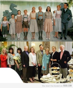 "9gag:  (via 9GAG - The reunion of ""The Sound of Music"" family after 45 years…)  (via imgTumble)"