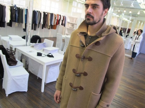 Maison Martin Margiela AW12 Knitted wool duffle coat…yes, please
