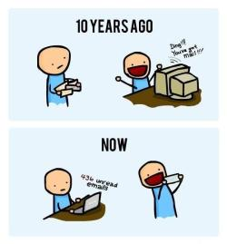 FACT. I wish people sent more hand written letters. I lOovee sending mail. So much better.