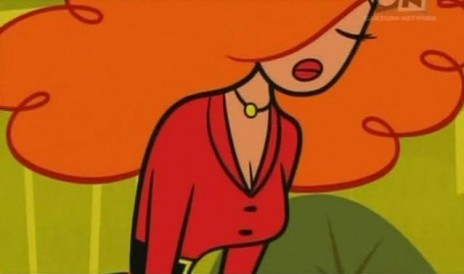 M is for Ms Bellum's face mystery solved