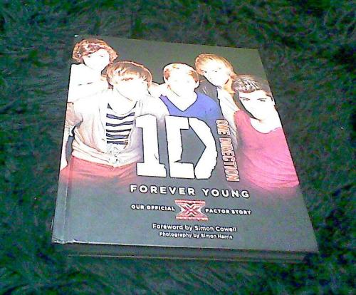 swagwithbiebss:  GIVEAWAY! I'm giving away my One Direction; Forever Young book because I got it for christmas but I don't like 1D at all. If you want this all you have to do is REBLOG THIS - Like's DO NOT count - I will ship to anyone in the world, free of charge.  GET REBLOGGING :) p.s ; Any question's, just ask me :)