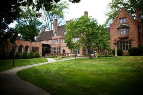 Aldie Mansion, Doylestown, PA