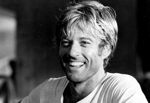 tailoredthoughts:  Robert Redford.  Watch it you. He is mine. :D