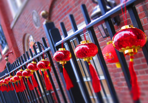 Chinese New Year's Decorations on Flickr.Looking forward to getting more of these types of shots in D.C.'s Chinatown this weekend!