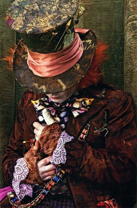 Mad Hatter: one of my favorite all time characters.