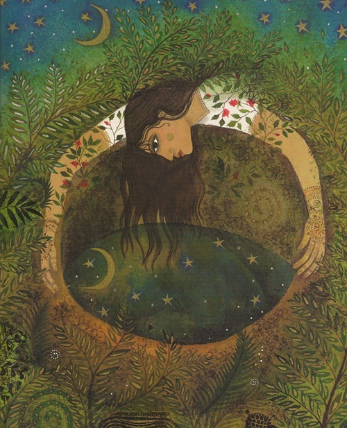 danceabletragedy:  Frog Prince art by Jane Ray