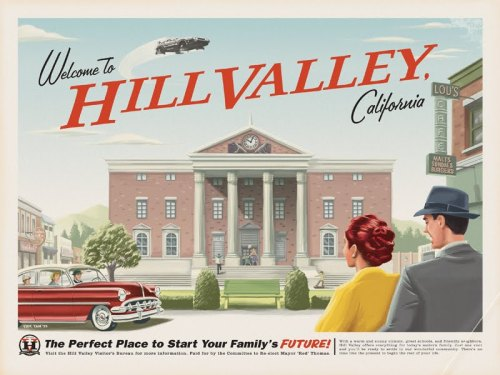 Welcome to Hill Valley.