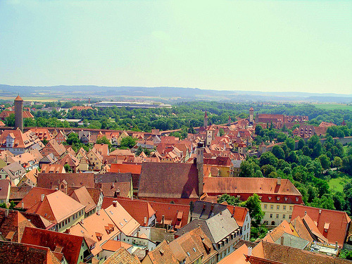 Germany. Rothenburg (by dimaruss34)