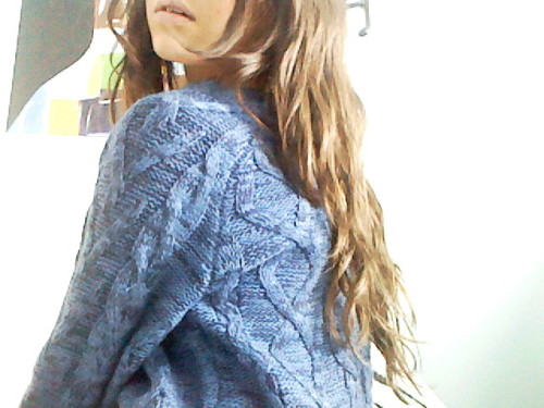 got a new sweater from Forever 21 <3