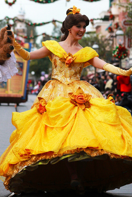fuckyeahdisneyentertainment:  Belle by Jane's Jubilee on Flickr.