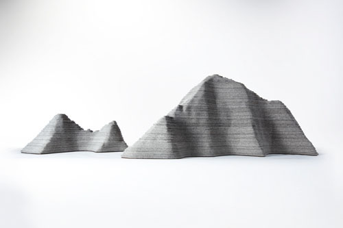 Joy Charbonneau | Felt Mountaintops | 2012