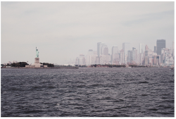 New York. New York. Taken on the ferry. September 2010. See more on http://nadineleduc.daportfolio.com