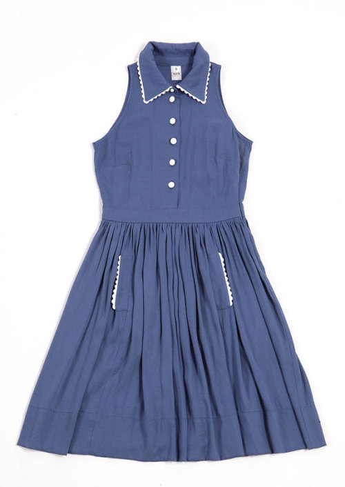 calivintage: how darling is this dress by i love mona!? want.