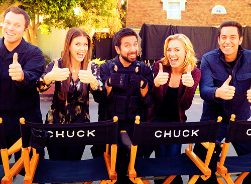 fuckyeahteambartowski:  Don't miss the series finale of Chuck - January 27th at 9/8c on NBC.