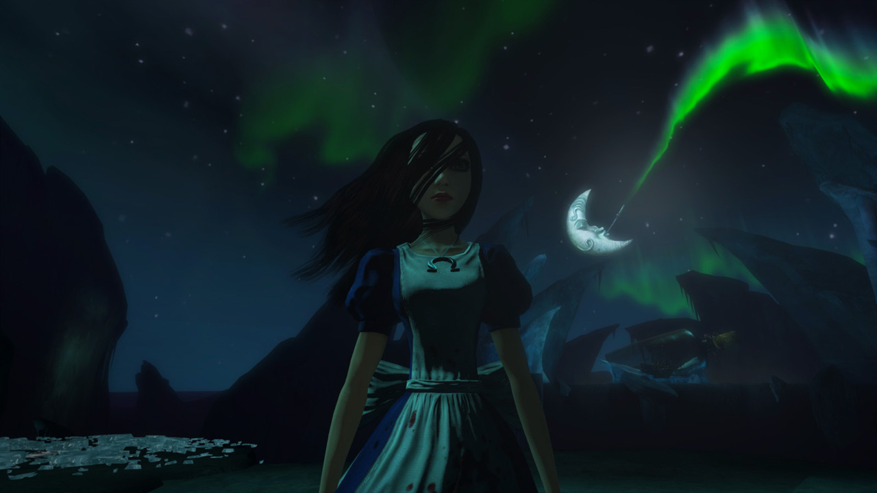 Alice: Madness ReturnsStream screenshot + Photoshop