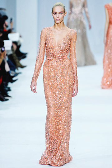 Loved everything from Elie Saab!  This one looks like sprinkles =) See the rest here: http://nymag.com/fashion/fashionshows/2012/spring/main/europe/couturerunway/eliesaab/?mid=379626&rid=125468815#slide22&ss1