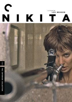 "midmarauder:  Criterion Cover for Luc Besson's ""Nikita"""