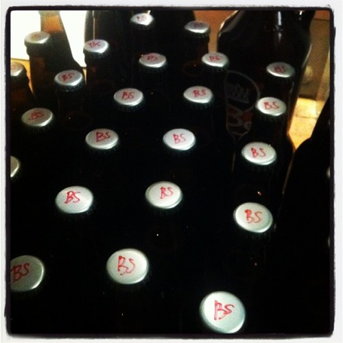 Good yield #homebrew (Taken with instagram)