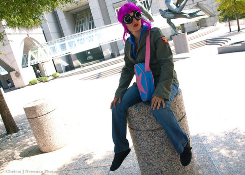 fallynangel:  Ramona Flowers (Scott Pilgrim vs The World) - Christa Newman Photography