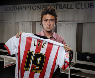 bikeerx:  Lee Finalises Move Saints are delighted to announce that Japanese striker Tadanari Lee has completed his move to the club.