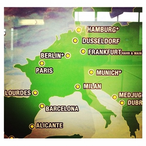 Something's amiss…Go Irish! #ryanair #ireland #geography via @clondon (Taken with instagram)