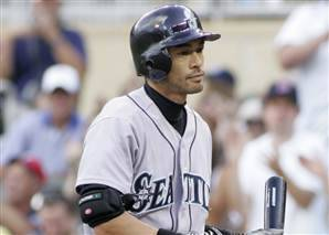 "Seattle Mariners manager Eric Wedge is ""leaning"" toward dropping Ichiro from leadoff spot. Read more about it here."