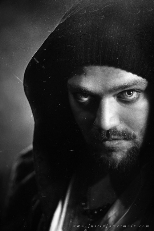 Re-edit of a shot I did with Bam Margera