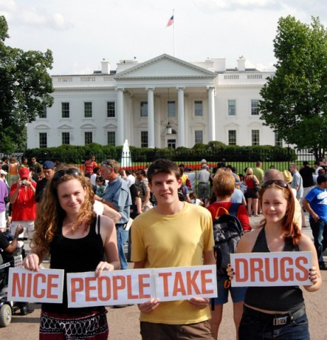 fuckyeahdrugpolicy:  The war on the truth about drugs | The Guardian  As a country, we look back in horror now at the delusions of other eras – when it was illegal to be gay, for instance, or when women could not vote. Yet we do not stop and see that we are living through another one. Decriminalisation would end the violent illegal drug trade; drug treatment and prescription for addicts would prevent them from committing crime. Both measures would make gigantic savings on the cost of policing and imprisoning offenders, and on clearing up the consequences of their actions. They would also end the outrage of people being locked up for the crime of seeking mostly harmless fun. It's our laws that are destroying lives. +