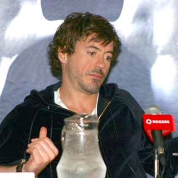 rdj-ing:  Please cheer him up!