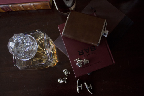 Flask & Cufflinks SIR JACKS: Outfitters to the Modern Gentleman