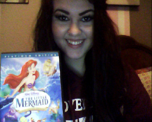 It's a Little Mermaid kinda night. :3